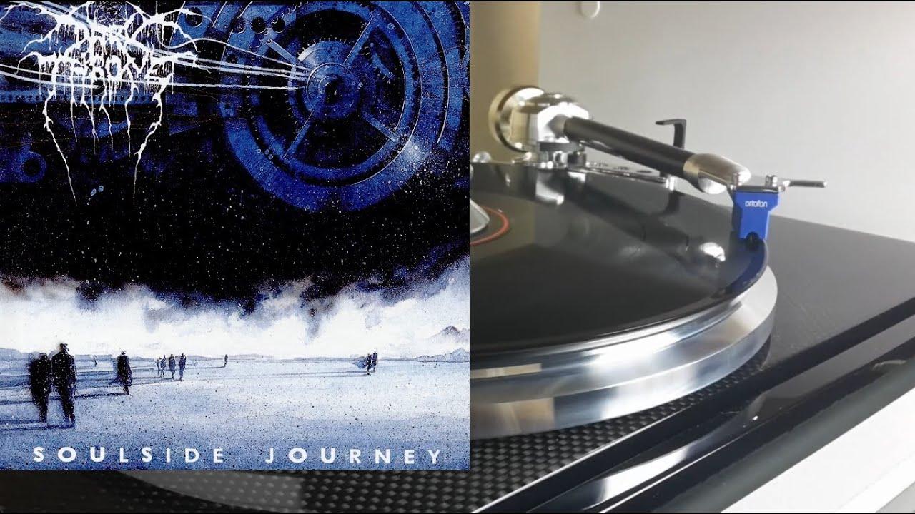DARKTHRONE Soulside Journey Vinyl rip