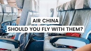 Air China flight review | Economy flight report | THE REAL DEAL 2019