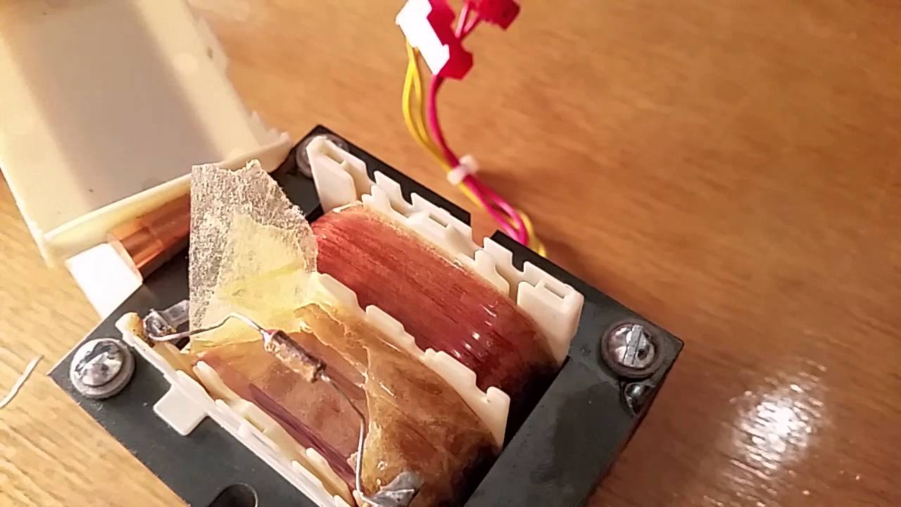 Peavey Classic 30 Transformer Fuse Repair Pt6 11 Youtube Of Wall Warts 038 Transformers