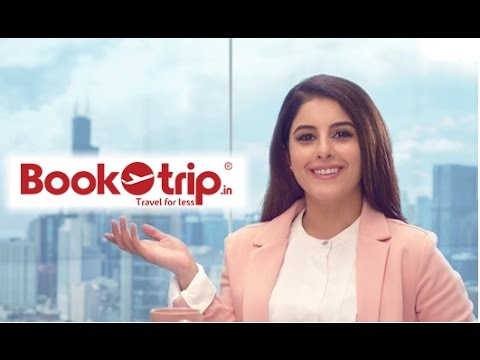 BookOtrip India Pvt Ltd - India's No 1 Travel Company for Flights & Tour Packages.