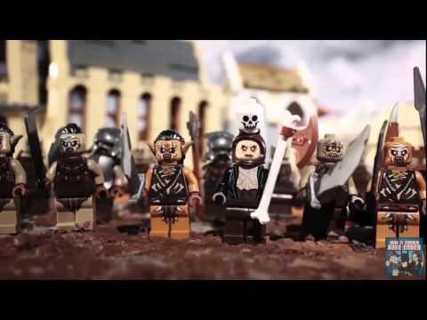 Властелин колец : битва призраков (Lego)