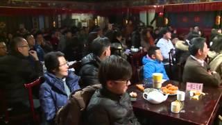 عروض فنية تقليدية بمقاهي الشاي ببكين
