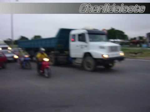 Increible infraccion de transito en Maldonado Uruguay