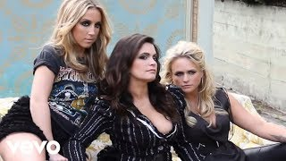 Смотреть клип Pistol Annies - Hell On Heels
