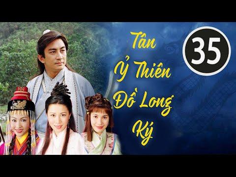 Tân Ỷ Thiên Đồ Long Ký 35/42 (tiếng Việt); DV chính: Ngô Khải Hoa, Lê Tư; TVB/2000