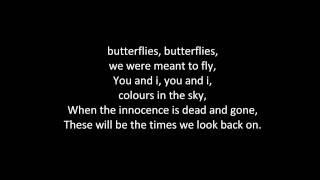 the wanted gold forever lyrics