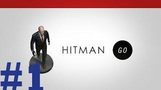 Hitman Go 01 Kapitel 1 - [ Deutsch | IOS | Mobile | PC | German | Gameplay | Let