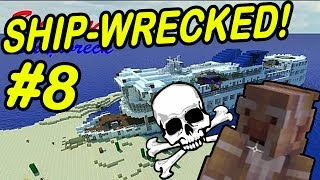 "Minecraft | SHIPWRECK! | ""Grendel the Green"""