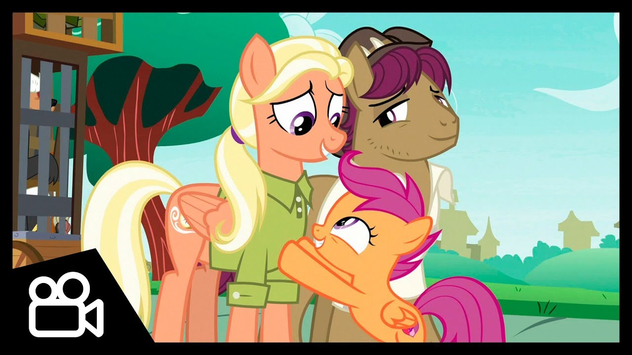 Clip The Return Of Scootaloo S Parents The Last Crusade Mlp Fim Season 9 Hd Youtube Motherly scootaloo (formerly pregnant scootaloo) is a tumblr webcomic based on my little pony: clip the return of scootaloo s parents the last crusade mlp fim season 9 hd