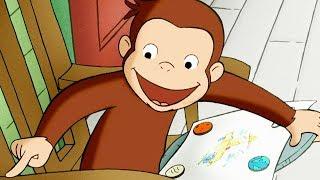 好奇的喬治 🐵Curious George Chinese 🐵磁性怪手 🐵第1季 🐵动画片 🐵卡通 🐵动画 🐵Cartoon 🐵Animation