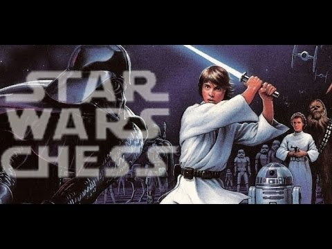 Star Wars Chess (SEGA CD) gameplay