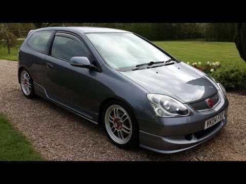 Launch control ep3 Type R TDI North Tuned 245 bhp