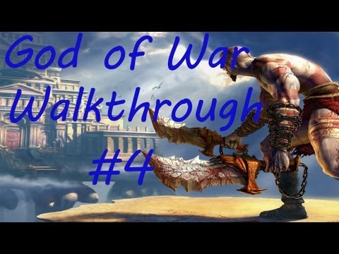 God Of War Walkthrough Part 4: Oracle In Need Of Rescue