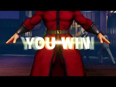 TPose in Street Fighter V REACTION