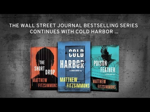 Cold Harbor Sizzle | Gibson Vaughn Series Book 3, by Matthew FitzSimmons