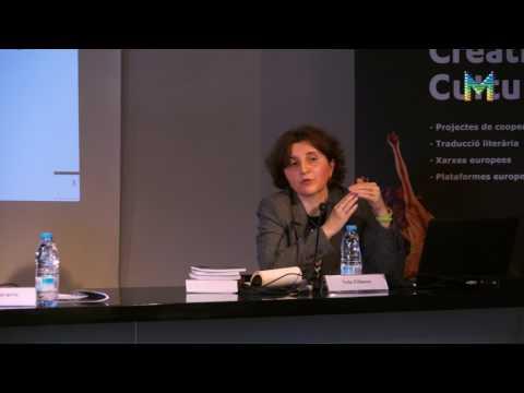 #EuropeCalls Europa Creativa Cultura - Suport als projectes de traducció literària 2017 (2/2)
