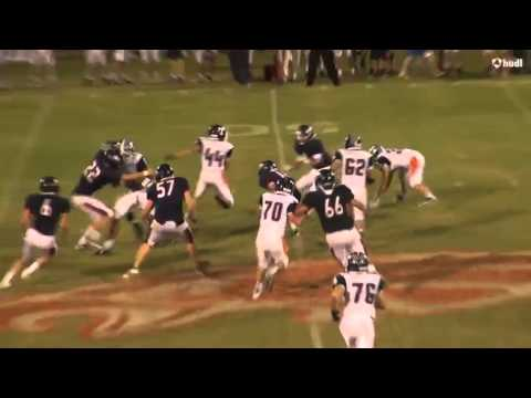Jake Riddle High School Football Highlights