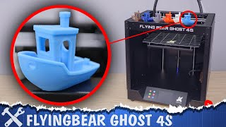 📦3D принтер FlyingBear GHOST 4S. Epic Win?!