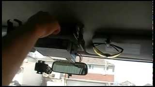 How To Make a CB Radio Franken Bracket For a FJ Cruiser