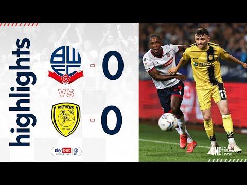 Bolton Burton Goals And Highlights