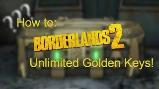 Borderlands 2 Unlimited Golden Key