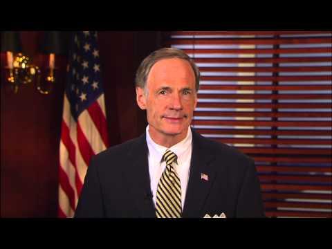 Sen. Tom Carper Celebrates Earth Day
