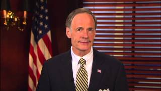 Sen. Tom Carper Celebrates Earth Day