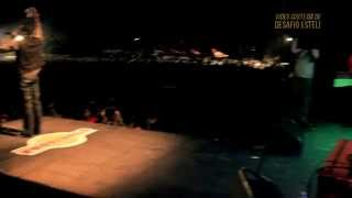 ALEX ZURDO // Nadie como tú (Festival Mike Silva / Matagalpa )HD