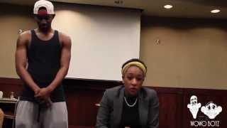WoWo Boyz Presents: Sensitivity Training