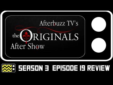 The Originals Season 3 Episode 19 Review & After Show | AfterBuzz TV