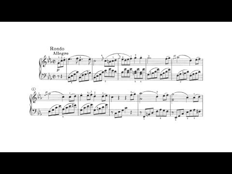 "Cyprien Katsaris - Beethoven: Piano Sonata No. 8 in C minor, Op. 13 ""Pathétique"" (III)"