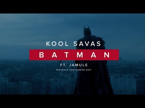 Kool Savas feat. Jamule - Batman (Official HD Video) 2019