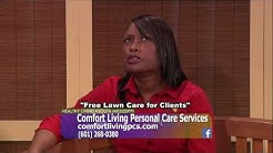 Healthy Living South Mississippi - Comfort Living Personal Care Services