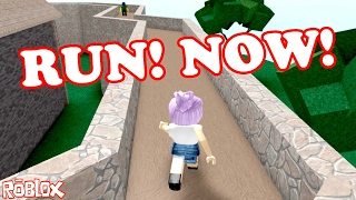Roblox / RUN NOW!! / Epic Mini Games FT AliceLPS / GamingwithPawesomeTV