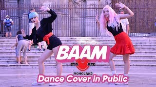 [KPOP IN PUBLIC CHALLENGE SPAIN] BAAM MOMOLAND Dance Cover by KIH