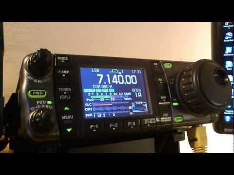 EA1URO - AMATEUR RADIO DAY 2012.mp4