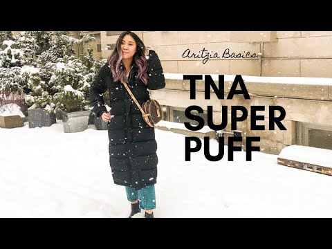 Aritzia Basics: TNA Super Puff