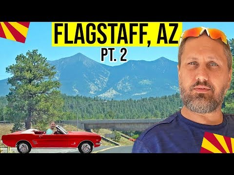 Flagstaff, Arizona Tour | Moving / Living In Flagstaff, AZ (Pt. 2)