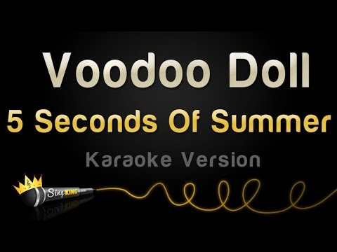 5 Seconds Of Summer - Voodoo Doll (Karaoke Version)