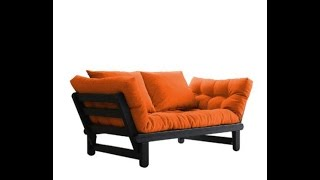 Fresh Futon Beat Convertible Futon Sofa/Bed Bla Review