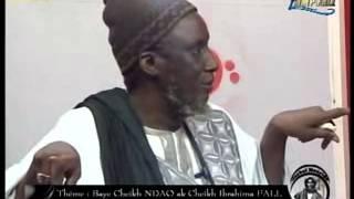 Jazboul Mouride 02 06 2015 Baye Cheikh Ndao Invité Baye Adama Sarr