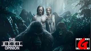 The Reel Opinion: The Legend of Tarzan / The BFG