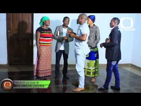 Comedy: Watch how 57 Demons was casted out of an ibo Business Man !