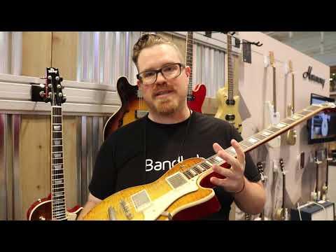 Heritage Guitars at Summer NAMM '19
