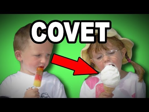 Learn English Words: COVET - Meaning, Vocabulary with Pictures and Examples