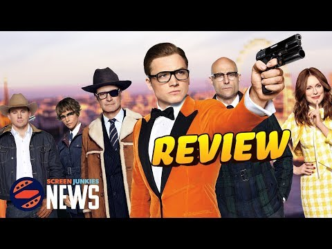 Download Youtube: Kingsman: The Golden Circle - Review