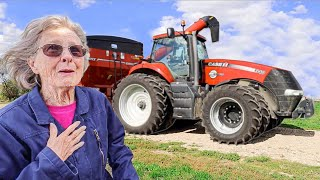 I Taught My Grandma To Drive A Tractor