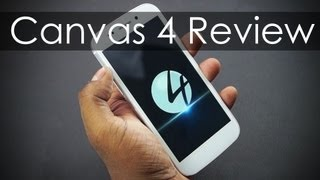 Micromax Canvas 4 A210 Full Review