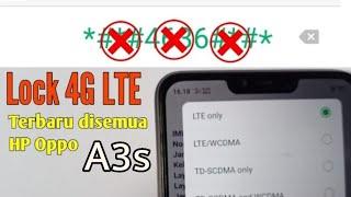 Servis HP Oppo A3S sinyal 4G lemah Naik turun Tonton Video lainnya ya sob.... TEKNISI NDESO....