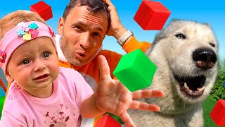 London Bridge is Falling Down | Nursery Rhymes & Kids Songs